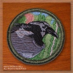 Raven Patrol Patch, New Design
